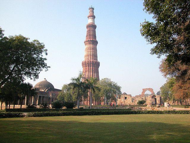 Qutub Minar Complex, New Delhi, India - / クトゥブ・ミナール by TANAKA Juuyoh (田中十洋), via Flickr
