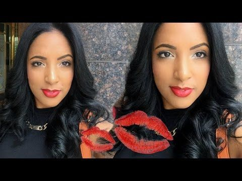 [ NEW VIDEO ]  💋Classic Red Lip Makeup Tutorial💋 Ft. Essence South Africa L'Oréal Paris Yardley London SA L.A. Girl Cosmetics TonyMoly HK BH Cosmetics Beauty by Carli Bybel  I posted this look on Sunday and most of you loved it and requested a tutorial, so here it is. Enjoy and don't forget to S U B S C R I B E❤️ it's free.  https://youtu.be/i4fuTemERxM