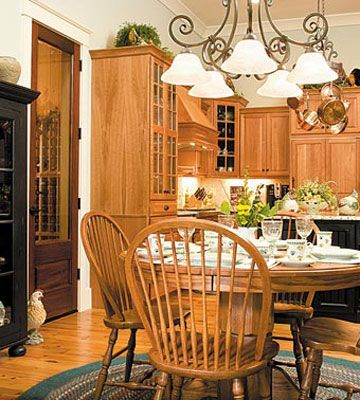Country Kitchen: Beautiful Kitchens, Cozy Is Supper, Kitchen Colors, House Yard Ideas, Country Kitchens, Farmhouse Kitchens, Kitchen Ideas