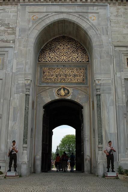Topkapi Palace - 3 by vtbrak, via Flickr