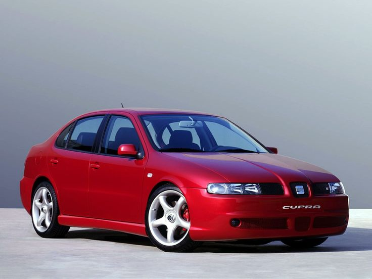 Would have bought one if they actually went into production. seat toledo cupra concept 1999