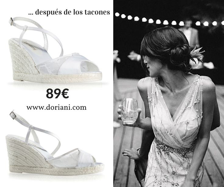 Espardenas De Doriani Bride Shoes Shop Online