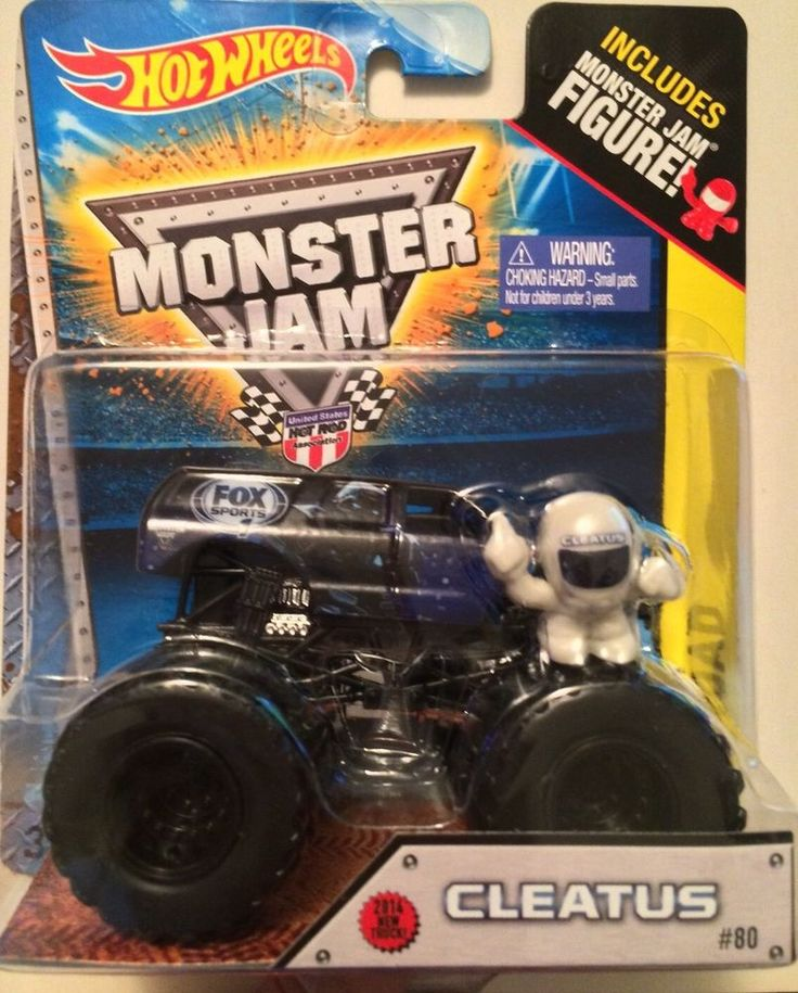 Nfl Toy Trucks : Best images about monster jam trucks on