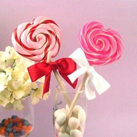 Love lollipop