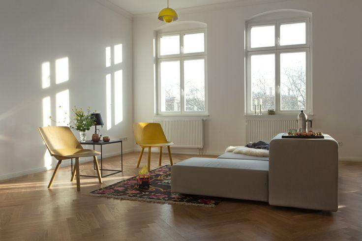 StudioOink Wohnzimmer Fantastic Frank Berlin Living room