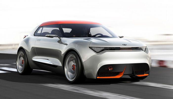 Kia Provo Concept: Kia conceptual bet for Geneva 2013
