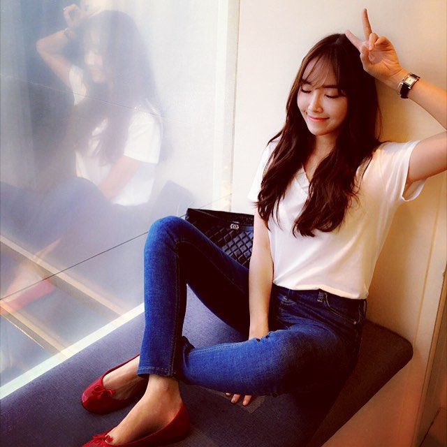 Have a lovely Sunday afternoon..✌ jessica.syj's Update - 2015.09.06 06:12:10PM