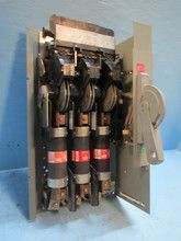 Allen Bradley 2100 400 Amp Main Disconnect Switch Feeder Mcc Bucket 400a Fusible Np1837 1 See More Pictures Details At Http Ift T Knife Block Maine Bucket