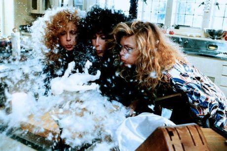 Cher, Susan Sarandon, Michelle Pfeiffer, Die Hexen von Eastwick