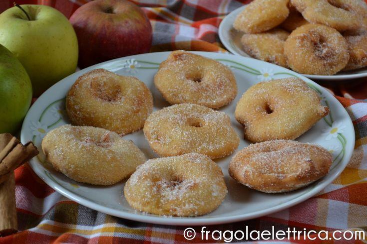 Frittelle di mele / Apple fritters