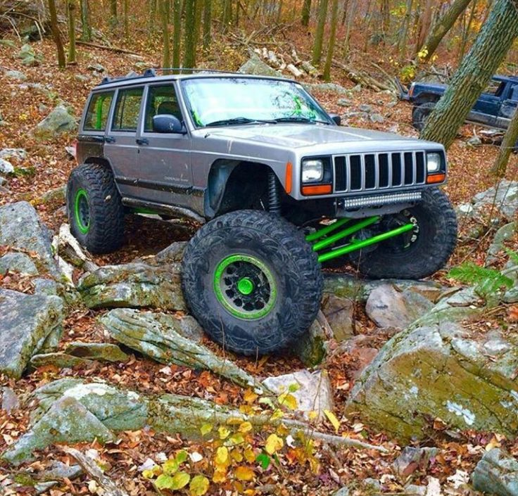 O||||||||O XJ - Cool colors