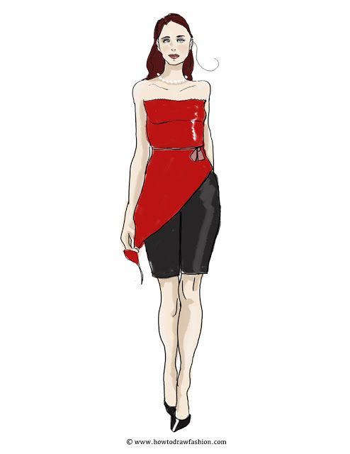 How To Draw Fashion: Fashion Illustration