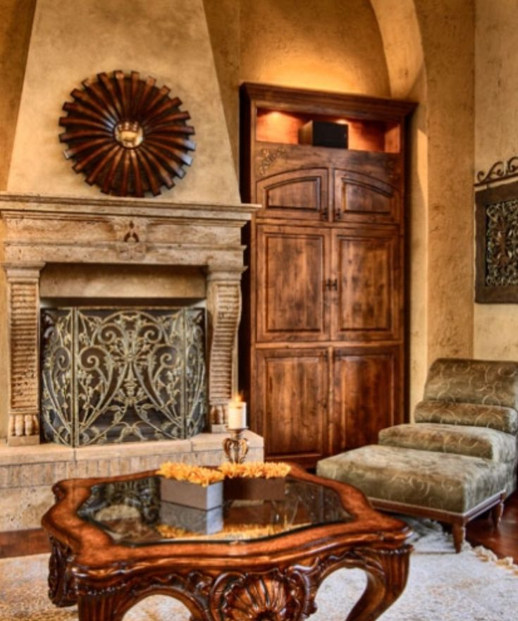 20 Awesome Tuscan Living Room Designs: 6987 Best Home Decor Images On Pinterest