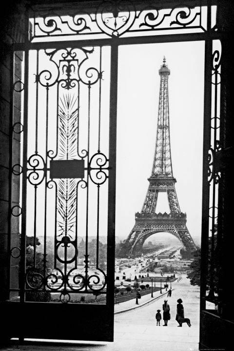 Parijs - Poort