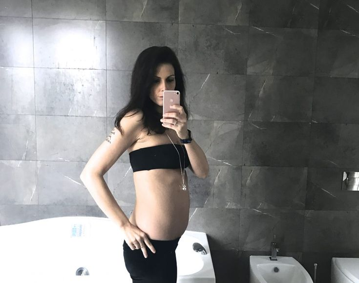 chiama Angeli gioiello gravidanza Elinoe11