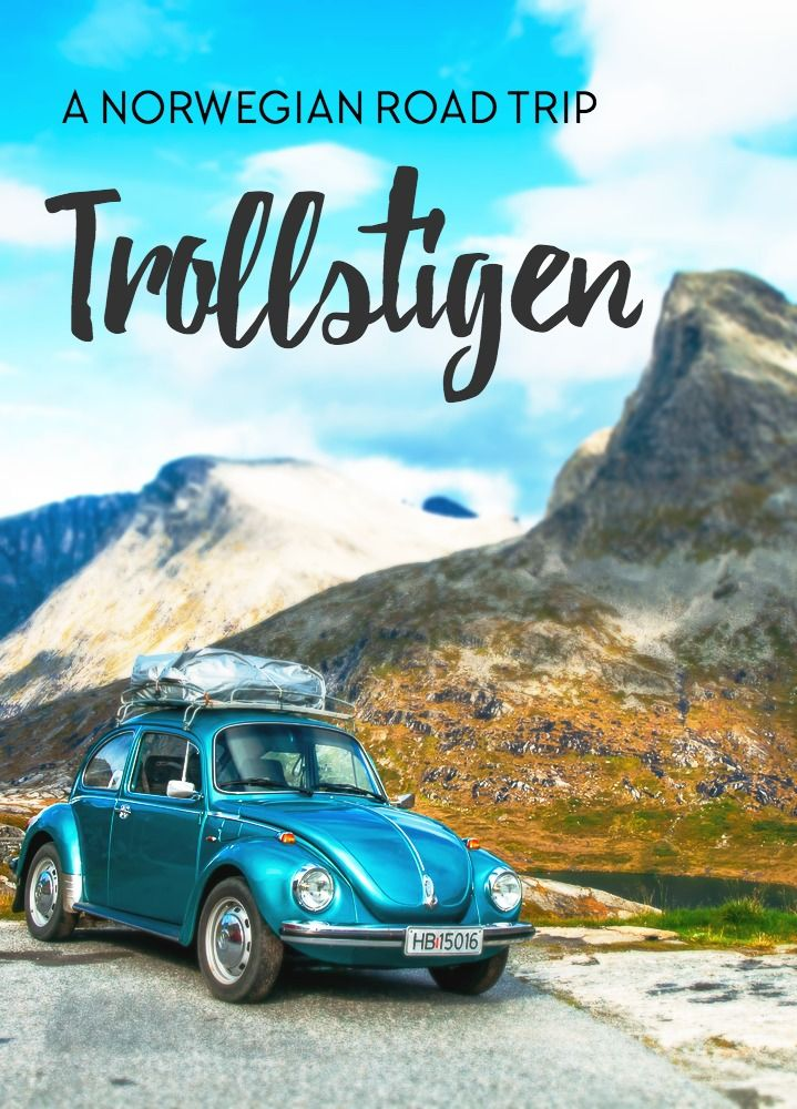 A Norwegian road trip through two of Norway's top destinations: Trollstigen and Geirangerfjord, Geiranger!