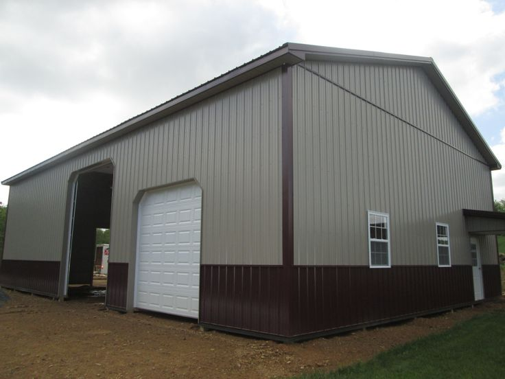1000 images about residential pole buildings on pinterest for Pole barn dimensions