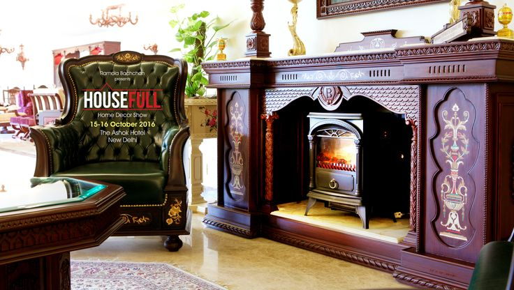 This beautiful cozy fireplace by #OneAndOnly is gonna bring all this to your home available exclusively in #HouseFullExhibition #15th16thOctober2016 at #AshokHotel #InteriorDesigner #Decoration #Accessories #LuxuryHomes #Fashion #LuxuryDecor #LuxuryMeetsArt #Interior #Architect #FurnitureIndia #DecorIdeas #RamolaBachchan