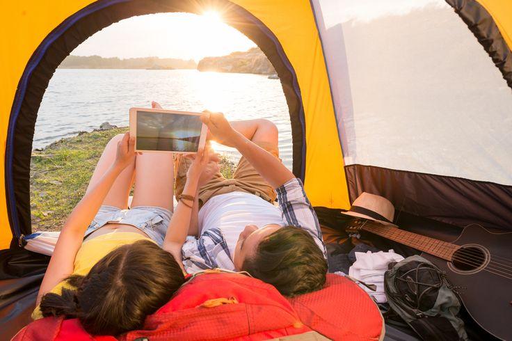 4G-ruter til ferien: Internett på telttur, i båten og campingvogna - Smart, annonsørinnhold fra VG Partnerstudio