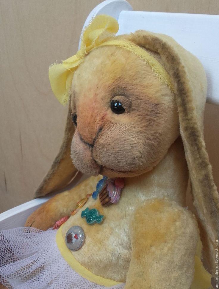 Купить карамель - коричневый, карамель, сладости, зайка девочка, тедди заяц…