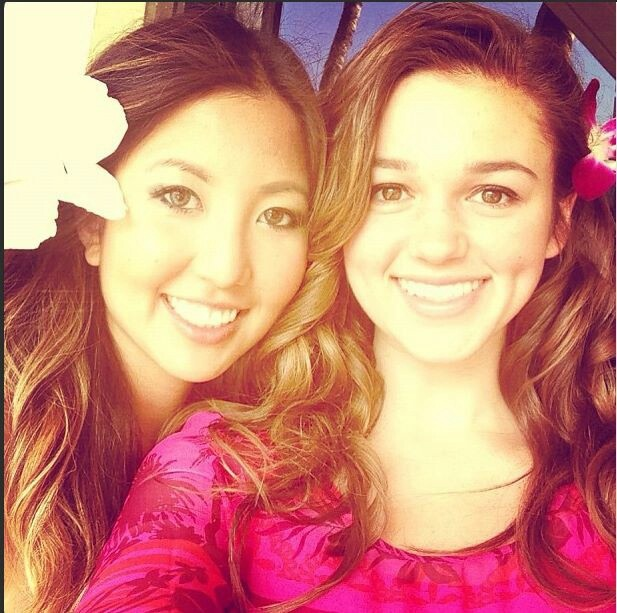 Duck Dynastys Sadie & Rebecca