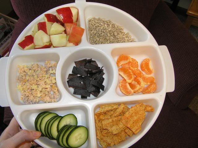 Monkey Platters—Finger-food for Kids