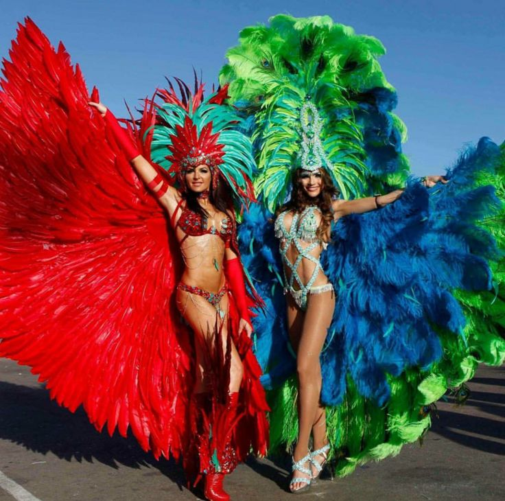 Let the Carnival Begin - Trinidad and Tobago. - The Daily Boost