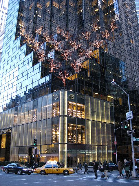 Gucci New York City Trump Tower By Achimh Via Flickr