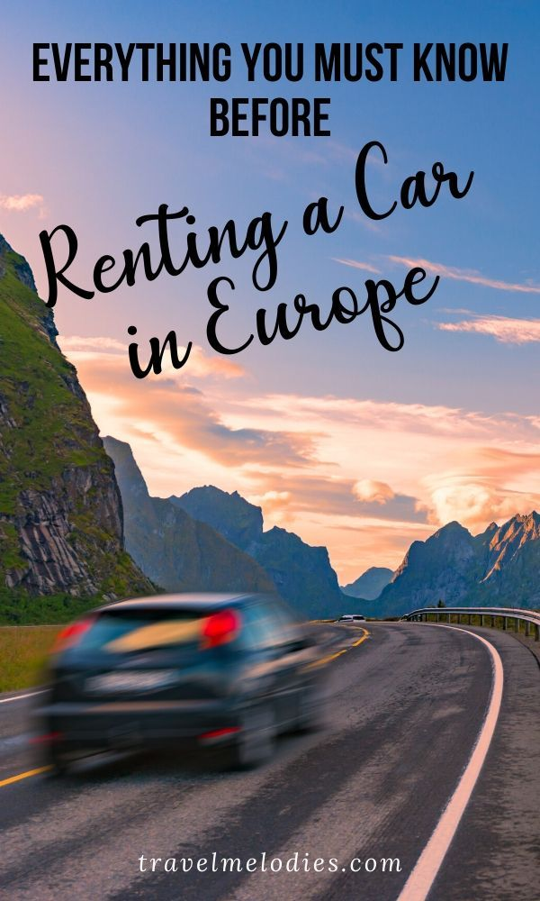 How To Rent A Car In Portugal And Avoid Sneaky Extra Charges Cheap Car Rental Portugal Car Hire
