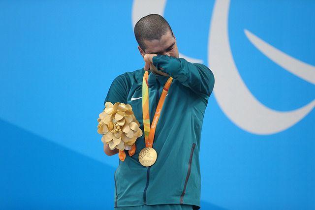 Último dia de natação nos Jogos Paralímpicos Rio 2016 tem ouro, recorde de…