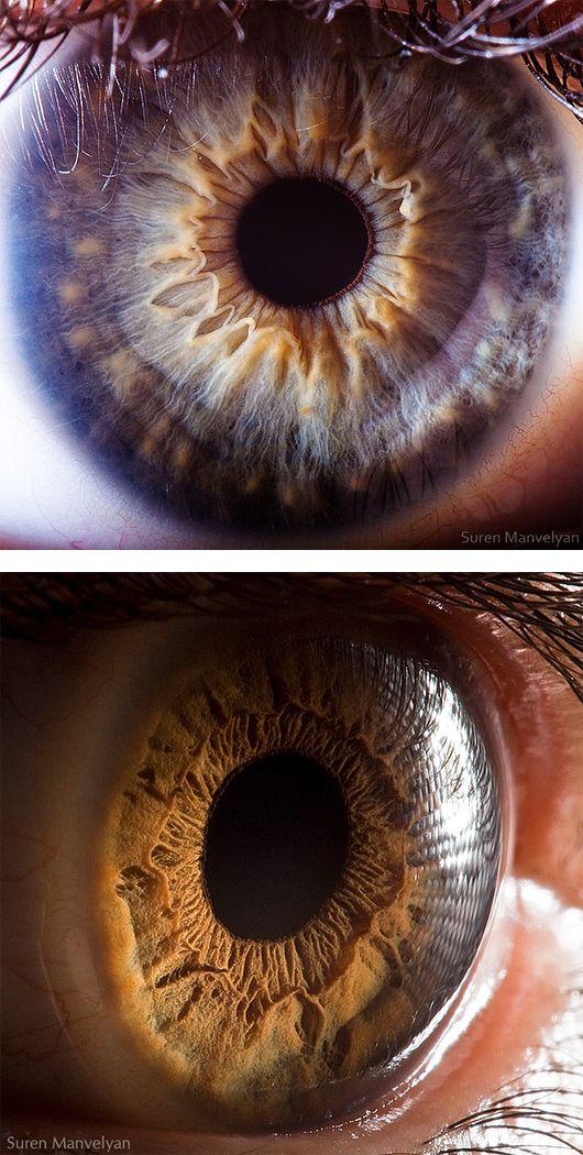 """Your Beautiful Eyes"" Photo Series by Suren Manvelyan | Inspiration Grid | Design Inspiration"