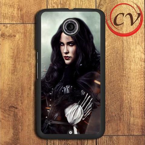 Yennefer Vengerberg The Witcher Nexus 5,Nexus 6,Nexus 7 Case