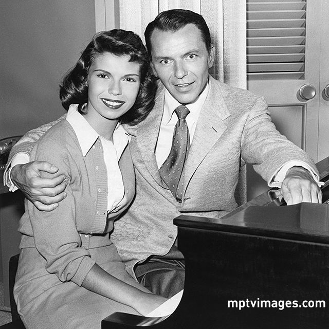 Nancy Sinatra turns 77 today! This is a #throwback to her 17th birthday in 1957, on which Frank Sinatra gave her a pink Ford Thunderbird.  What's your favorite song by Nancy Jr.? #NancySinatra #FrankSinatra #HappyBirthday #ThrowbackThursday #ThursdayThoughts