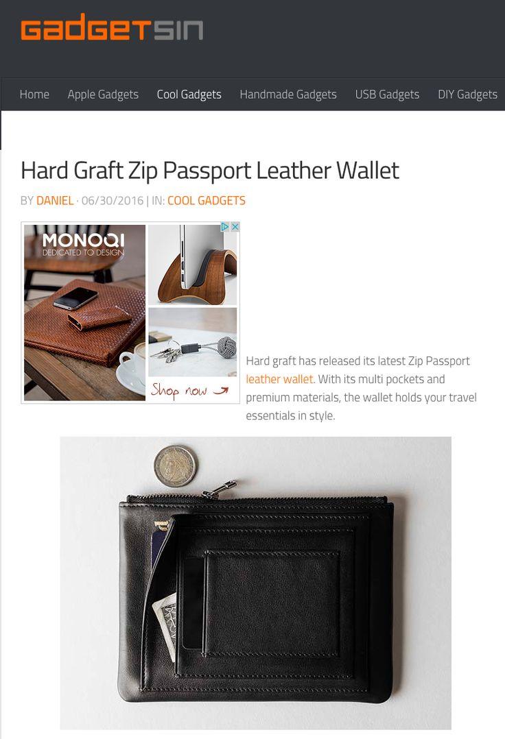 Leather Slimfold Wallet - Nude Running - 4 by VIDA VIDA 9mJDH1ej3M