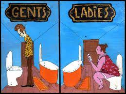 #bathroom #sign