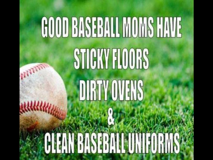 Baseball mom