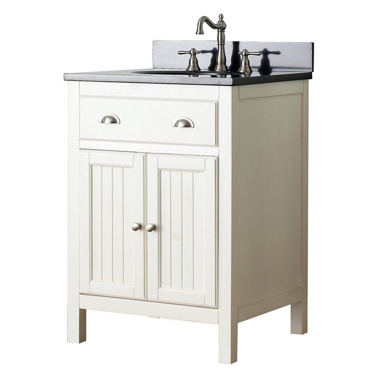 Avanity HAMILTON VS24 FW Hamilton 24 in  Single Bathroom Vanity    HAMILTON VS24 FW A  Bathroom Vanities Without Tops24  Best 20  Bathroom vanities without tops ideas on Pinterest  . 24 Bathroom Vanity Without Top. Home Design Ideas