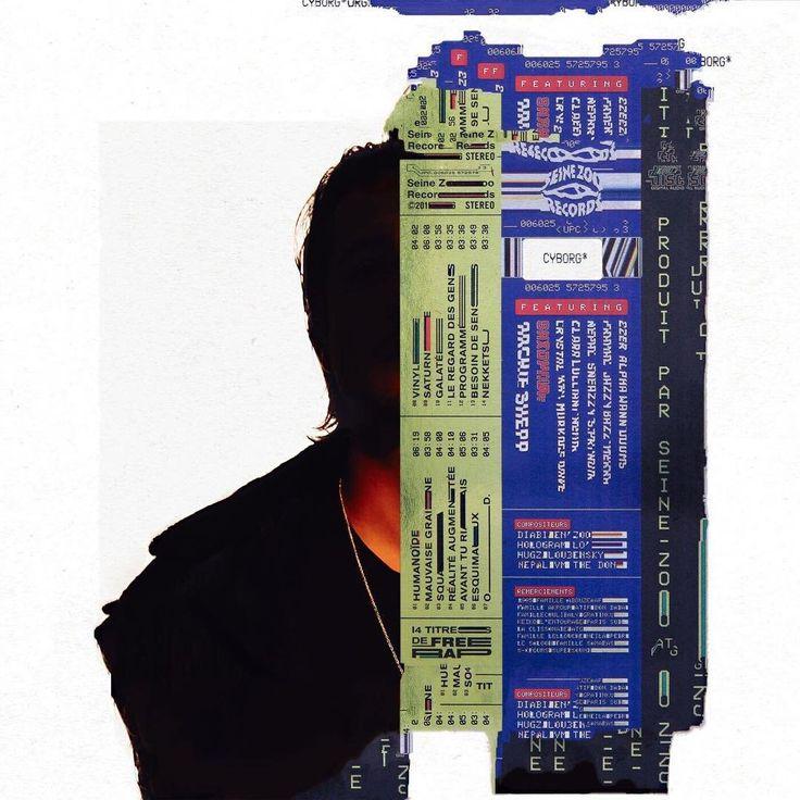 Nekfeu dévoile son nouvel album surprise intitulé Cyborg en plein concert à Bercy   http://www.muzikspirit.com/album/nekfeu-cyborg/2147   @neklefeu - Cyborg Tracklist :  Humanoïde  Mauvaise graine  Squa  Réalité augmentée  Avant tu riais (flat. Clara )  Esquimaux (feat. Nepal)  O.D (feat. Murkage Dave)  Vinyle (feat. Alpha Wann)  Saturne (feat. Sneazzy & S.Pri Noir)  Galatée  Le regard des gens (flat. Nemir, 2Zer Washington)  Programmé  Besoin de sens (flat. Framal & Jazzy Bazz)  Nekketsu…