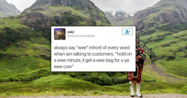 Aye one other spherical a mint Scottish Tweets (20 Pictures)