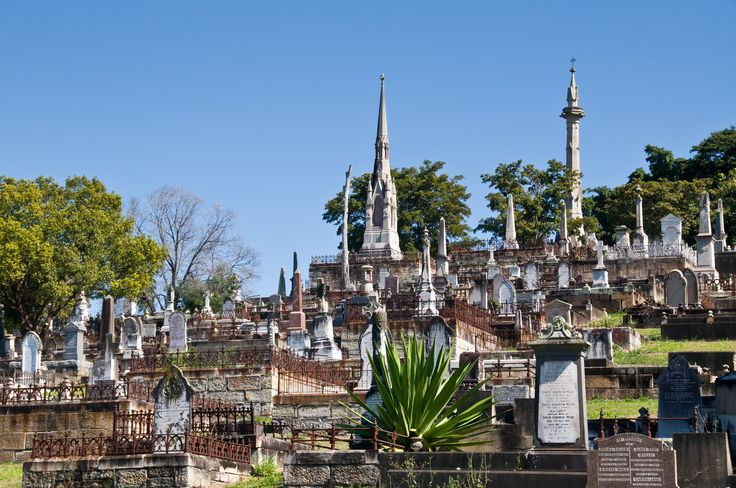 Your Brisbane: Past and Present: Toowong Cemetery