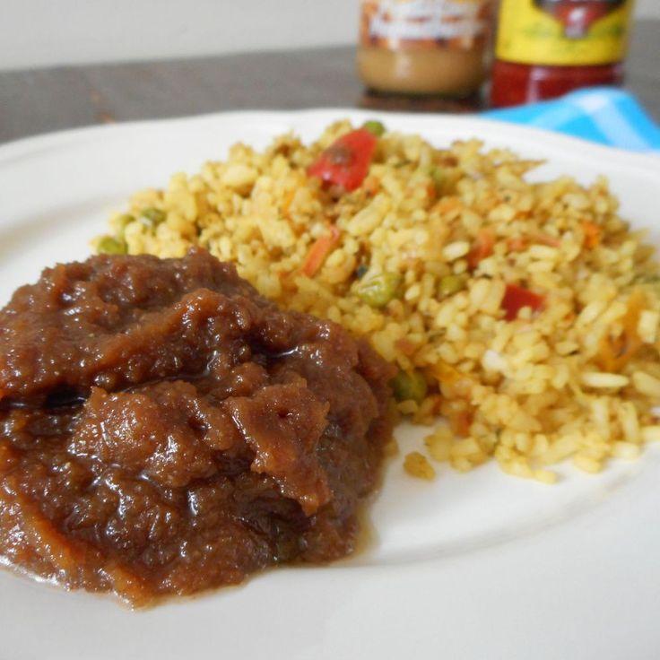 Pindasaus / satésaus / peanut sauce - Het keukentje van Syts