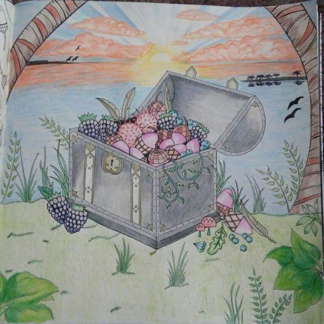 Partilhado Com Instagrab Coloring BooksColouringJohanna BasfordBeautiful