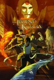 The Legend of Korra(2012-2014) - Avatar Korra fights to keep Republic City safe from the evil forces of both the physical and spiritual worlds.