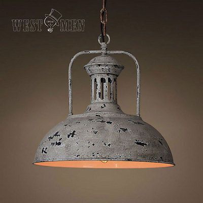 primitive lighting ideas. New Vintage Industrial Rustic Metal Dome Pendant Light Hanging Lamp Art Deco Primitive Lighting Ideas I