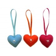 Ribbon Heart (One-Colour) The Hearfelt Project | SPICE4LIFE
