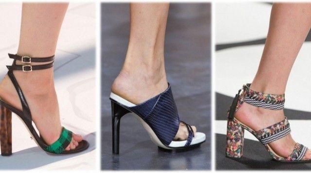 Heels mania: le scarpe con il tacco di questa estate