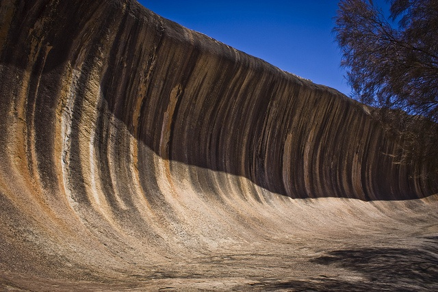 Wave Rock Western Australia by Dave Kinsella Photography, via Flickr