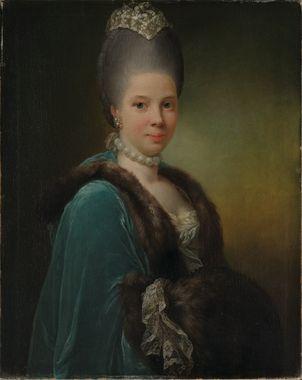 Kunstner Juel, Jens Tittel Christine Bodilla Birgitte von Munthe af Morgenstierne Datering Antagelig 1772