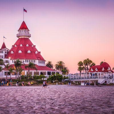 The Best Beaches in San Diego: Coronado Beach