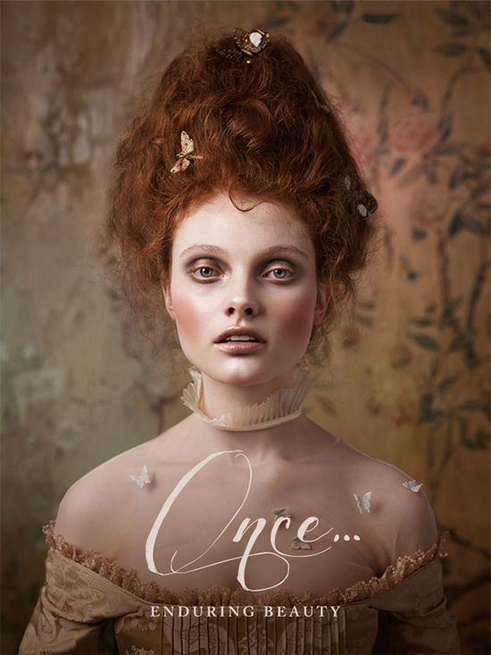 The Illamasqua Once Collection Sets a Whimsical Tone for Autumn #marketing trendhunter.com